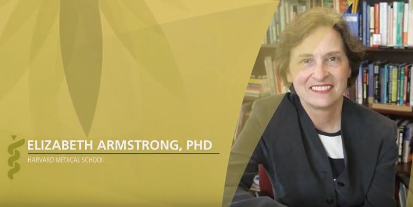 Professor Elizabeth Armstrong wins AAMC Abraham Flexner Award