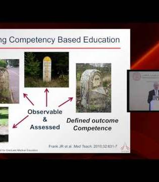 Dr. Eric Holmboe discusses key theories behind competency-based medical education, and its implications for individual outcomes.