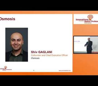 Osmosis: Educating the World's Health Force | Mr. Shiv Gaglani: Shanghai 2017