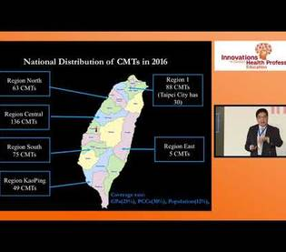 Health care priorities in Taiwan | Dr. Ching-Hui Loh: Shanghai 2017