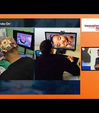 Proximie augmented reality system | Dr. Nadine Harach Haram: Shanghai 2017
