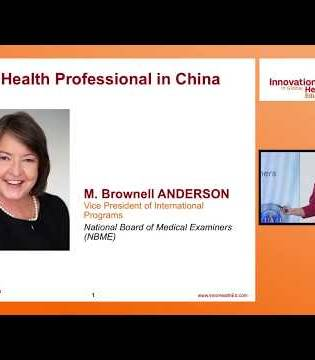 The health coach | M. Brownell Anderson: Shanghai 2017