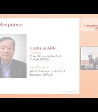 Health care priorities in Korea | Dr. Ducksan Ahn: Shanghai 2017