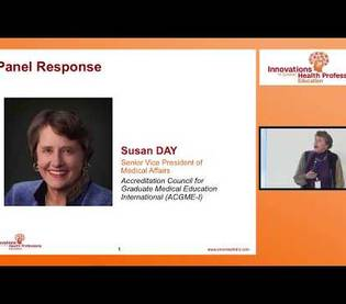 Developing medical education standards | Dr. Susan Day: Shanghai 2017