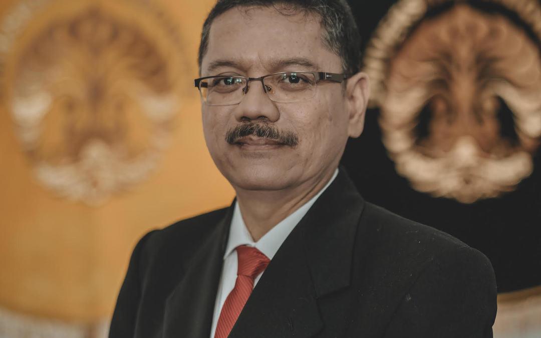 Ari Fahrial Syam at IGHPE 2018 in Kuala Lumpur
