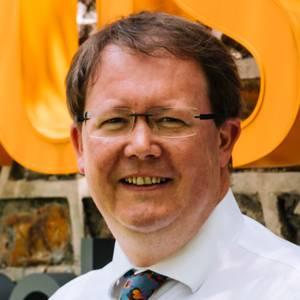 Ian Curran at IGHPE 2018 in Kuala Lumpur